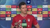"""¡No tiene límites! Lewandowski: """"Quiero seguir ganando y anotando"""""""