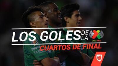 Revive los goles de los Cuartos de Final del Clausura 2019