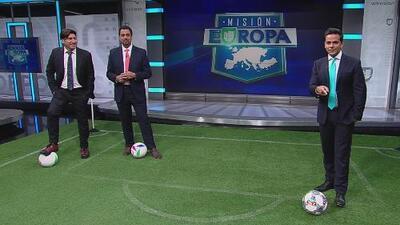 Expertos de Misión Europa pronosticaron sobre tres partidazos de UEFA Nations League