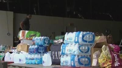 Miami-Dade une esfuerzos y recauda ayudas para los damnificados por el paso de Dorian en Bahamas