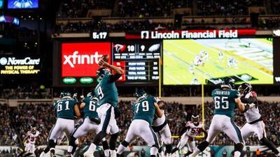 El Kickoff de la NFL se retrasa por tormenta eléctrica