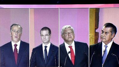 Las claves del segundo debate presidencial en México que se realizará este 20 de mayo