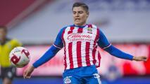 Revela Ronaldo Cisneros positivo de COVID-19 en Chivas