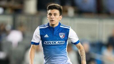 Joven talento de FC Dallas podría marcharse cedido a un grande del fútbol chileno