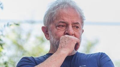 Así fue la entrega del expresidente de Brasil Lula da Silva para cumplir 12 años de cárcel