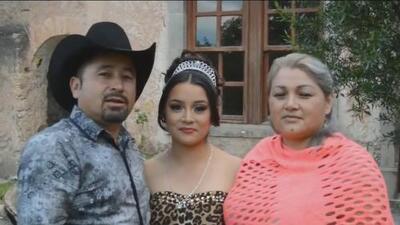 La invitación a los 15 años de Rubí se vuelve viral y miles confirman su asistencia