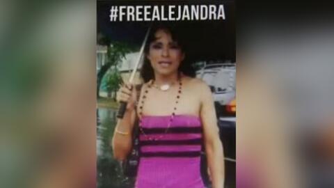 Lanzan campaña nacional para que ICE libere a una mujer transgénero que llegó a EEUU en busca de asilo