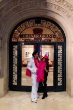 ¡Jessica Maldonado conoció a Elvis Presley!