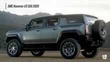 GMC Hummer EV SUV 2024: lo que debes saber de esta camioneta eléctrica
