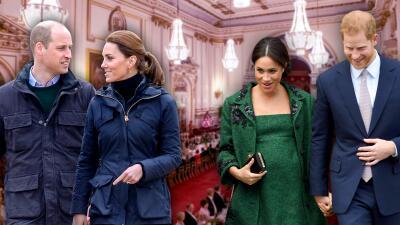 Solo los unirá una causa: el príncipe Harry y Meghan Markle dejan la fundación de William y Kate