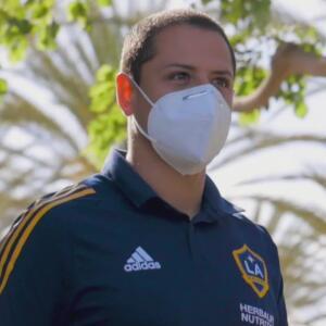 """'Chicharito' Hernández: """"LA Galaxy es el equipo más grande en la MLS"""""""