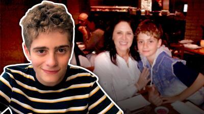 Ya es todo un adolescente: mira cómo ha crecido Nicolás, el hijo de Erika Buenfil