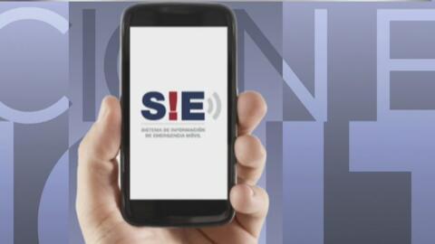 SiE, el sistema que no requiere de internet y red móvil para comunicar a las personas durante una emergencia