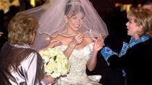 A 19 años de la boda de Thalía, Laura Zapata recuerda su rol como madrina de honor