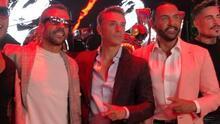 Sergio Mayer reunió a amigos como Pedro Moctezuma, Latin Lover y Charly López en un gran festejo por su cumpleaños