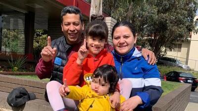 Trágico accidente cobra la vida de una mujer de salvadoreña
