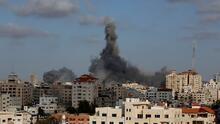 El conflicto israelí-palestino se intensifica y entra en su segunda semana con un balance de cientos de muertos