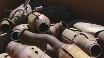 El robo de convertidores catalíticos aumenta en el Valle Central y autoridades de Reedley llamaron a estar alerta