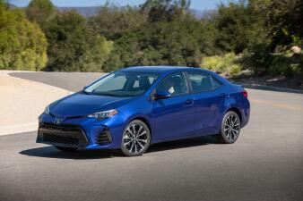 Imágenes del Toyota Corolla SE 2017, la nueva versión del auto más vendido de todos los tiempos