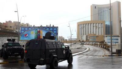 Muertos en ataque a exclusivo hotel en Libia