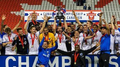 Montreal Impact gana el Canadian Championship y clasifica a la Concacaf Champions League de 2020