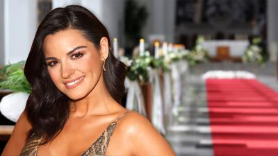 Maite Perroni se enteró hace 13 años de que tal vez nunca se quiera casar
