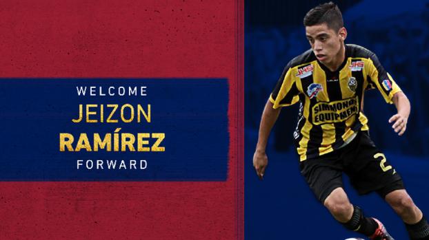 Real Salt Lake incorpora al venezolano Jeizon Ramírez como Jugador Franquicia Joven
