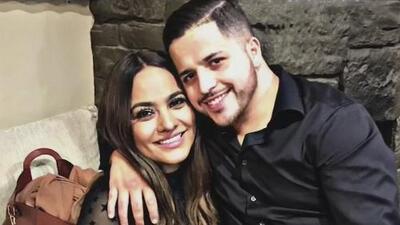 Mayeli Alonso no fue a la fiesta de cumpleaños de su amigo especial Jesús Mendoza