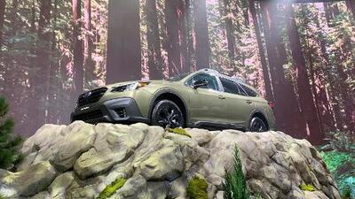 Nueva York 2019: Subaru Outback 2020