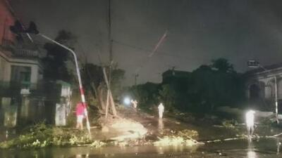 Al menos tres muertos y más de 170 heridos por intenso tornado en La Habana, Cuba