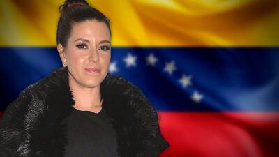 Alicia Machado revela cómo se siente tras viajar a Venezuela para despedirse de su padre que está muy enfermo