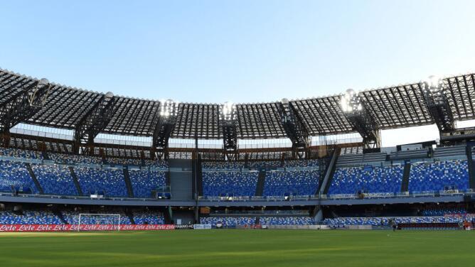 Estadio Diego Armando Maradona: la gran propuesta en Nápoles