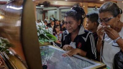 El 'triángulo de la muerte': víctimas de la represión en Nicaragua muestran un patrón de heridas en cabeza, cuello y tórax