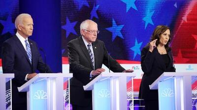 Cinco momentos clave de la segunda noche de debate demócrata en Miami