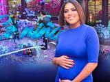 Francisca provoca un desborde de alegría y emociones en Despierta América al anunciar el sexo y nombre de su bebé