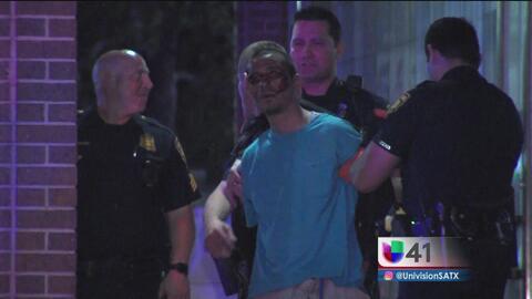 Larga persecución por un hombre que robó una patrulla de policía