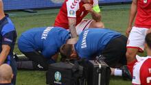 A Eriksen dejó de latirle el corazón, relata médico que lo salvó