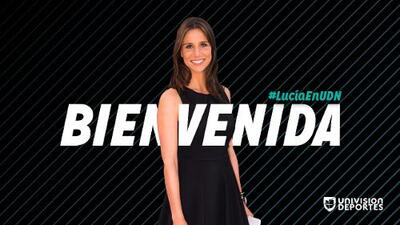 ¡Bienvenida! Lucía Villalón ya es parte del equipo de UDN