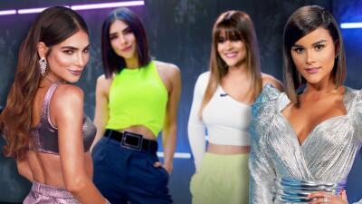 El pelo de Alejandra Espinoza y Clarissa Molina, una lo corta y otra lo alarga