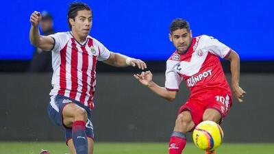 Ejemplar: el error de Benjamín Galindo en su debut demostró la unión y el apoyo de todo Chivas