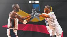 Jordan vs. Magic, el mejor partido de la historia sin público
