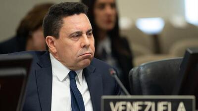 Delegación de Maduro ante la ONU no puede moverse a más de 25 millas del organismo en Nueva York
