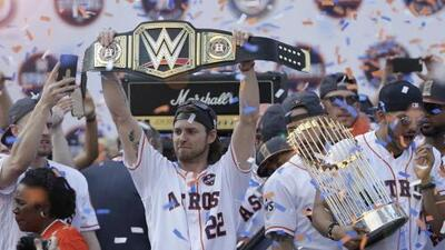 Acusan a los Astros de haber ganado el campeonato haciendo trampa en el 2017