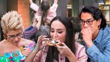 Foto a foto: un picnic, esquites y antojitos mexicanos en el tercer show de Familias Frente al Fuego