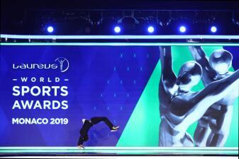 Estos son los ganadores de la edición 2019 de la entrega de los prestigiados Laureus