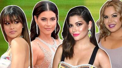 Mira qué famosas empataron con el mejor look del año