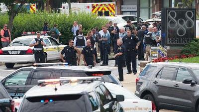 Fiscal de Maryland dice que el atacante bloqueó las puertas de la redacción de 'The Capital Gazette' para que nadie escapara