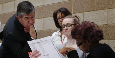 Un juez federal bloquea el recuento de votos en Pennsylvania solicitado por el Partido Verde
