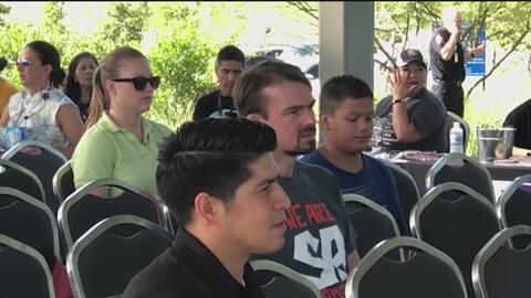 Discuten el presupuesto de San Antonio en un evento al sur de la ciudad