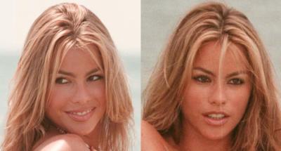 Hace 20 años: las fotos 'topless' que Raúl de Molina, de paparazzi, le tomó a Sofía Vergara